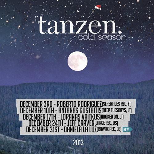 Roberto Rodriguez - Tanzen mix 3.12.2013 [128kb/s]