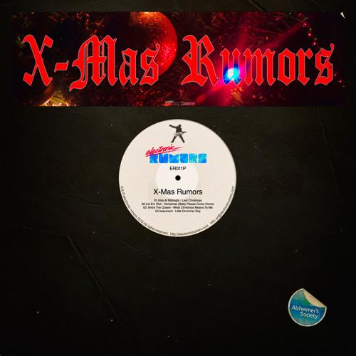 [ER011P] Various Artists - X-Mas Rumors (EP)