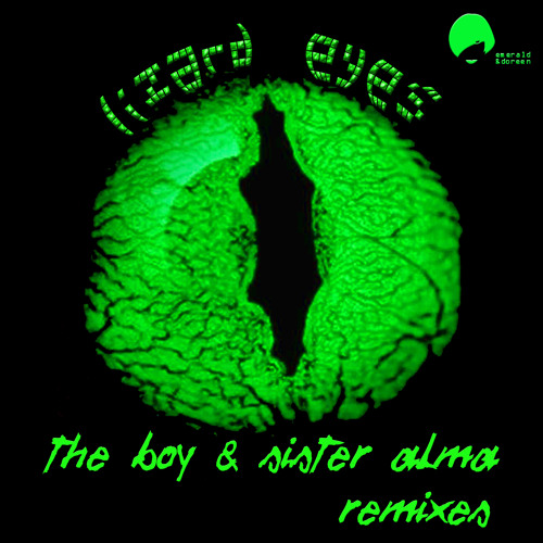The Boy & Sister Alma - Lizard Eyes (Jam  Couché Remix) - snippet - OUT JAN13
