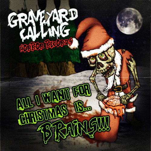 Here Comes Krampus (Out now on Graveyard Calling Horror Records)