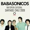 Babasónicos - El Colmo (Chile 2009) Portada del disco
