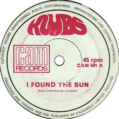 "ABC2013-Dec14-The Klubs-""I Found The Sun"""