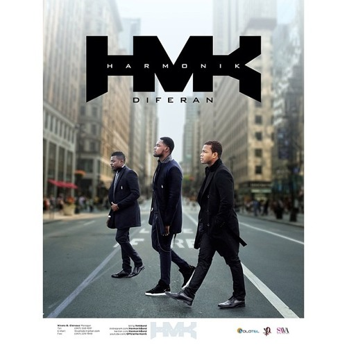 Harmonik - DIFERAN _Album Preview
