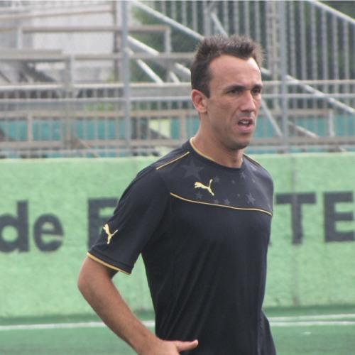 Entrevista exclusiva com o Atacante Thiago Ribeiro