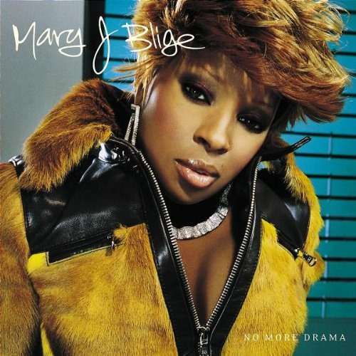Mary J. Blige ''No More Drama'' [Thunderpuss Club Anthem - without breakdown]