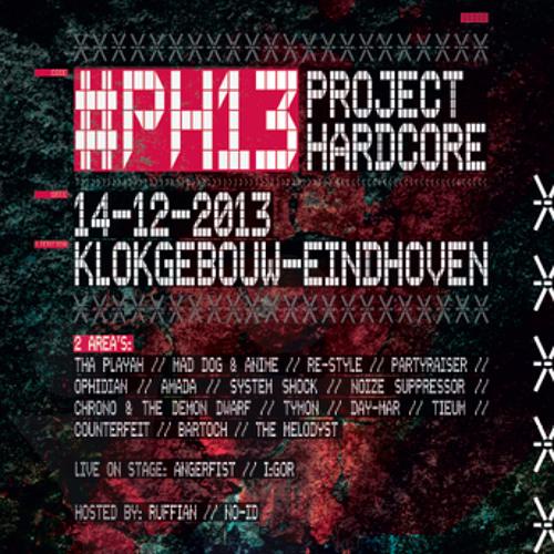 Amada @ Project Hardcore 2013