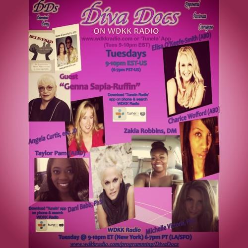 Diva Docs (Wk #4) - with Genna Sapia Ruffin