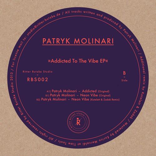 Patryk Molinari - Neon Vibe (Original Mix) released on Ritter Butzke Studio