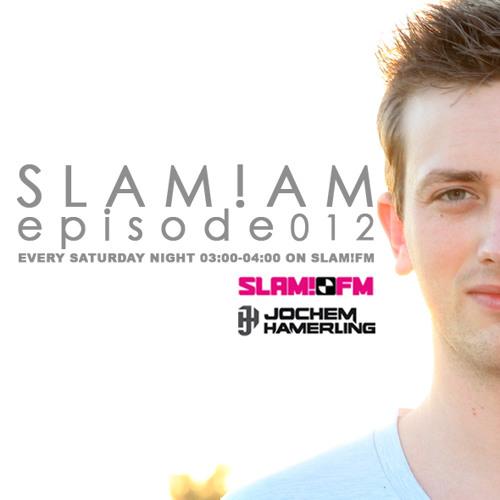 SLAM!A.M. 012 Radio Show incl Miss Melera guestmix