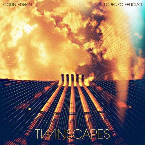 Twinscapes Album Preview (Colin Edwin & Lorenzo Feliciati)