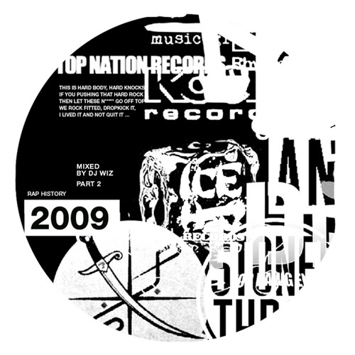 Rap History Mix 2009 Pt.2