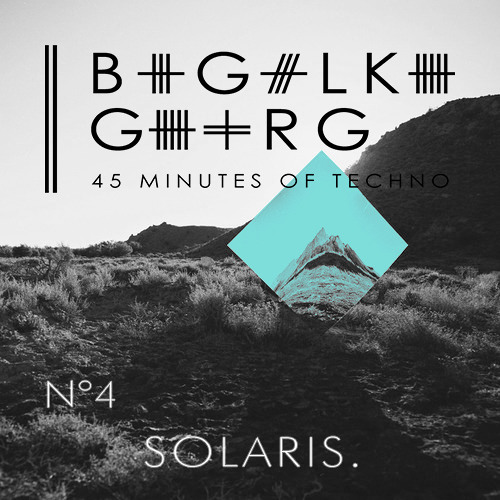 45 Minutes of Techno by Solaris.