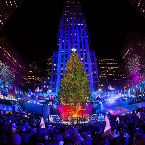 Brad Dassey - New York Christmas Tree