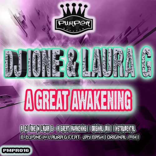 Dj Ione & Laura G . Feat Jay Bash - A Great Awakening ( original mix ) pronto en BEAT PORT