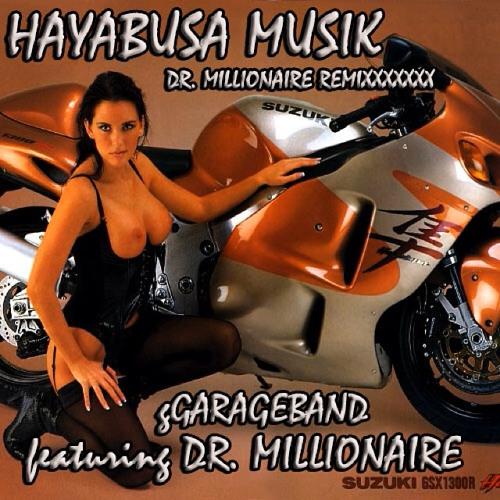 gGarageband x Dr. Millionaire - Hayabusa Musik [Dr. Millionaire Remix] (prod x Hovey Benjamin)