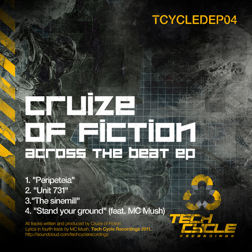 Cruize of Fiction - Across the Beat EP [Master 2013]