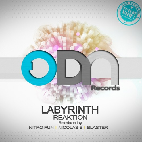 Reaktion - Labyrinth (Nitro Fun remix) [Out Now on Beatport!]