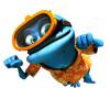 Crazy Frog - Popcorn (original Remix Anderson.Souza)