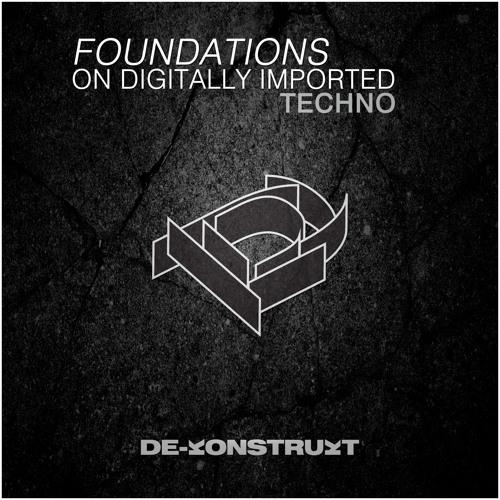 De-Konstrukt 'Foundations' 006 Feat. Bjoern Torwellen 'Live @ Discostoff' Toy Club (Stuttgart)