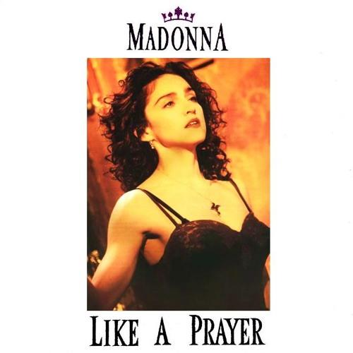 "Madonna ""Like A Prayer"" (7"" Version)"
