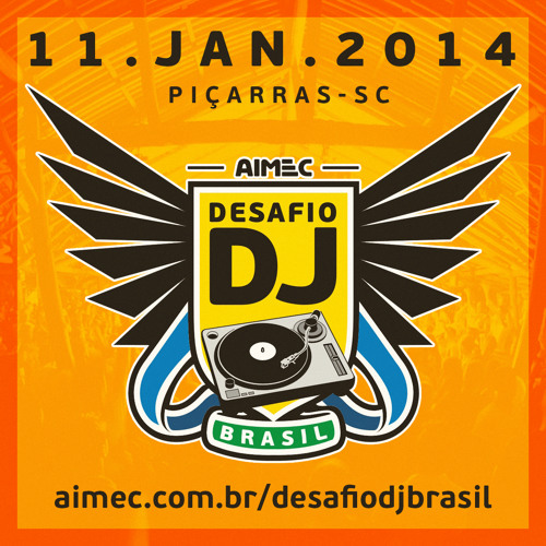 Desafio DJ Brasil 2014 (11/Jan/2014) - QWEZ @ Music is POWER