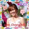 @Fanbase_ChiBi Happy Birthday kici By @Upikfia