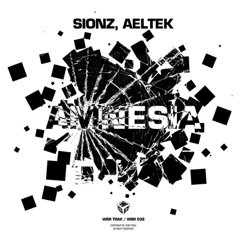 Sionz, Aeltek - Amnesia (Official Preview) [WSR TRAX]