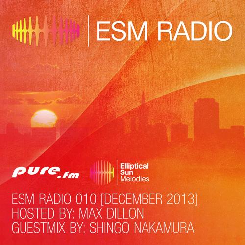 Elliptical Sun Melodies Radio 010 [December 15 2013] On Pure.FM