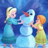 Do You Wanna Build A Snowman? (with Elsa's POV)