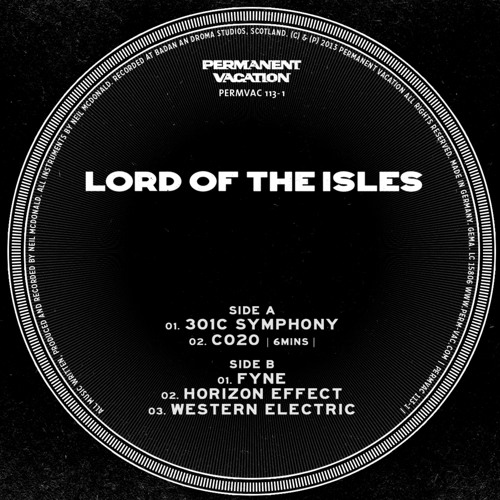 301C Symphony EP (Permanent Vacation)