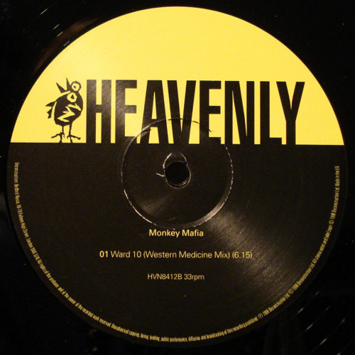 46) Monkey Mafia - 'Ward 10 (Western Medicine mix)'