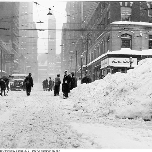 The Great Toronto Storm Of 1944 - John Derringer - 12/16/13