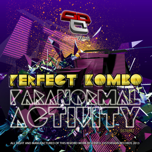 [DSTR082]Perfect Kombo - Paranormal Activity