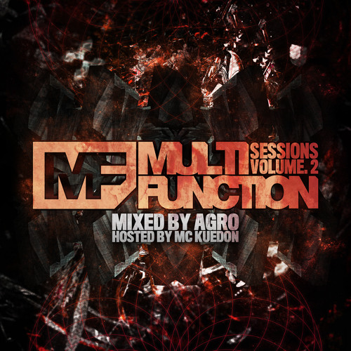 Multi Function Sessions Vol 2 (Mixed by Agro & hosted by MC Kuedon) **Download link in description**