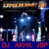 DAM MALANG MALANG MIX BY DJ NIKHIL AND DJ AKHIL  QUBALI MIX ON JBP 9907703530