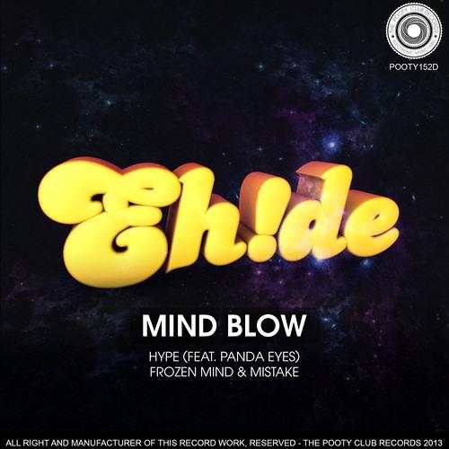 EH!DE - Frozen Mind (Original Mix) Out Now!