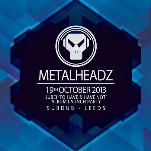 Ant TC1 at Metalheadz, Subdub, Leeds, UK - 19.10.2013