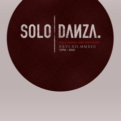 Solo Danza 2nd Birthday party 26-12-13 Yaya promo mix