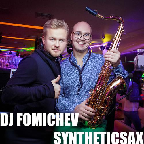 Syntheticsax & Dj Fomichev - Live Sax Deep House Mix