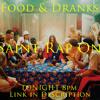 SaintRapOn EPISODE 5 - 14/11 THEME: FOOD