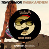 Tony Junior - Twerk Anthem (Ricky Vaughn Twerk Remix) | FREE DOWNLOAD
