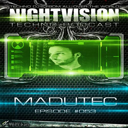 Madutec [ITA] - NightVision Techno PODCAST 53 pt2
