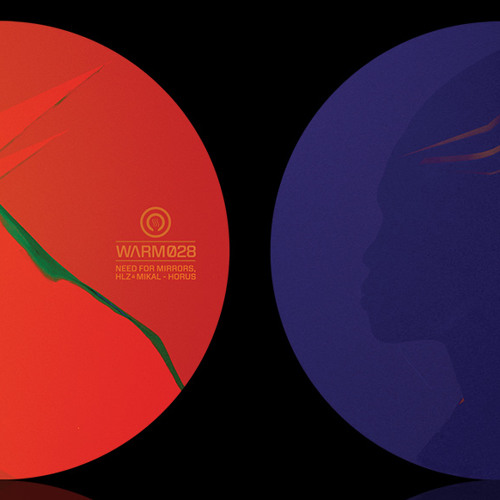 Need For Mirrors & Mikal - Solomon - WARM028 Clip *Out Jan 13, 2014
