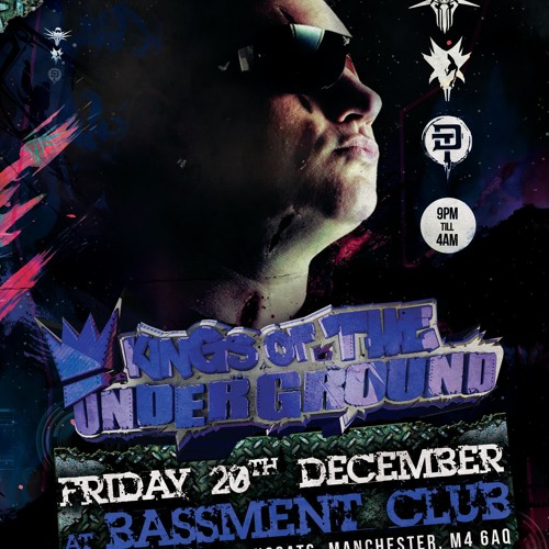 Destructive Tendencies Kings Of The Underground Promo Mix 16th December 2013