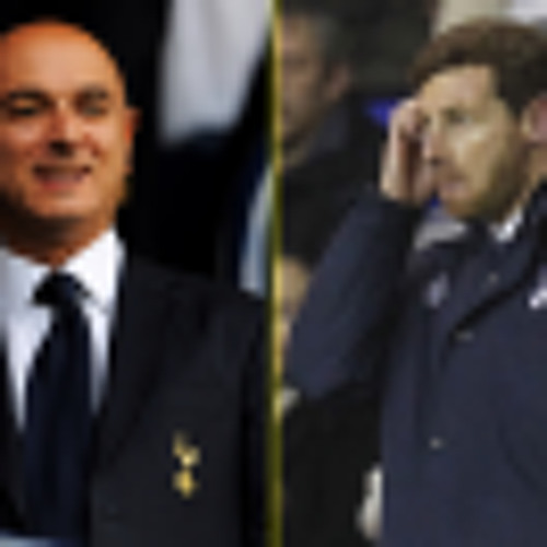 Exclusive – Sugar: Tottenham chairman took 'big risk' with Villas-Boas appointment