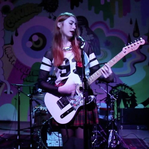 "Potty Mouth, ""The Better End"" (Live At Converse Rubber Tracks)"""