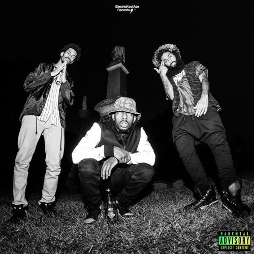 Flatbush ZOMBiES - 222 feat. Bridget Perez