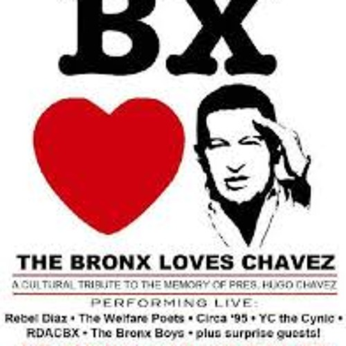 The Bronx Loves Chavez 17th March 2013 at The Point CDC