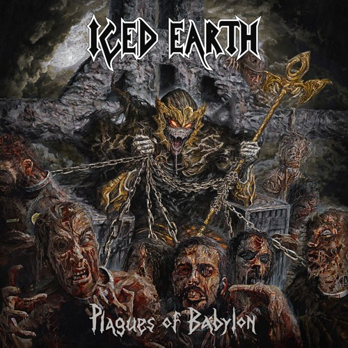 ICED EARTH - Among The Living Dead