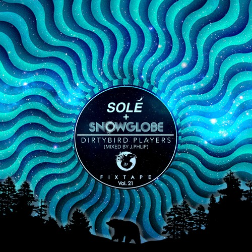 Snowglobe Mix 2013 - dirtybird Players - Mixed by J.Phlip